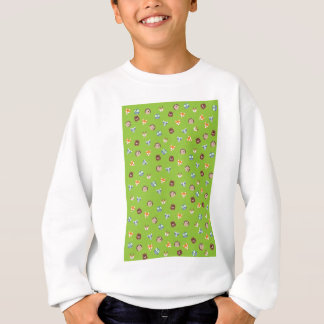 Woodland Friends - Fox Bear Raccoon Hedgehog Deer Sweatshirt