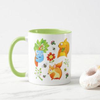 Woodland Fun Mug