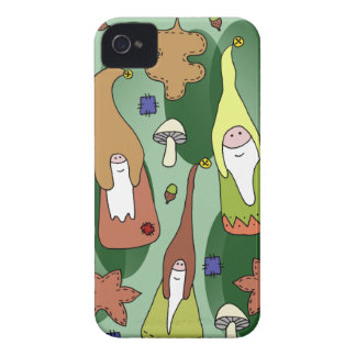 Woodland Gnomes Case-Mate iPhone 4 Cases