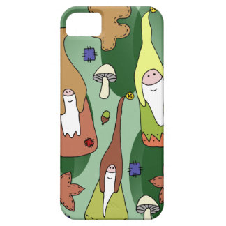 Woodland Gnomes iPhone 5 Cover