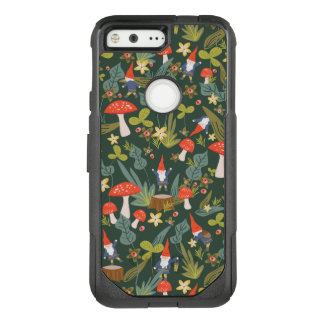 Woodland Gnomes OtterBox Commuter Google Pixel Case