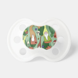 Woodland Gnomes Pacifiers