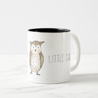 Woodland Little Owl Mug