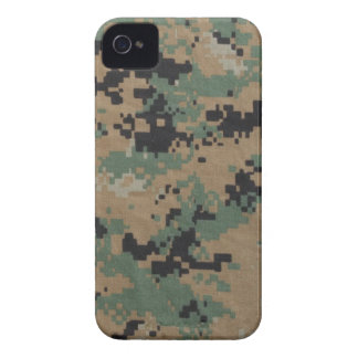 Woodland MARPAT iPhone 4 Barely There Case
