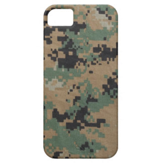 Woodland MARPAT iPhone 5 Barely There Case
