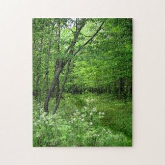 Woodland Path Puzzle