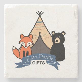 Woodland Rain Dance Gifts Coaster