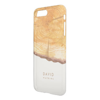 Woodland Rings Customised iPhone 8 Plus/7 Plus Case