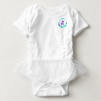 Woodland Story Baby Bodysuit