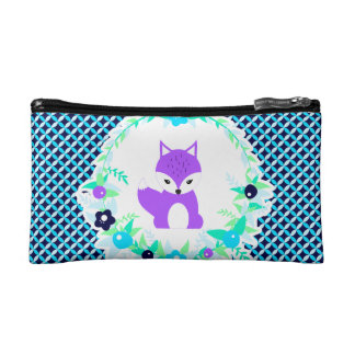 Woodland Story Cosmetic Bag