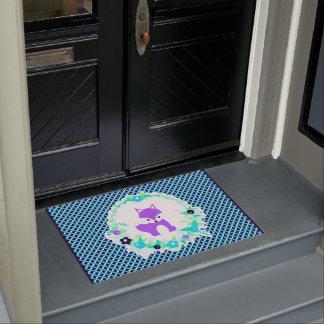 Woodland Story Doormat