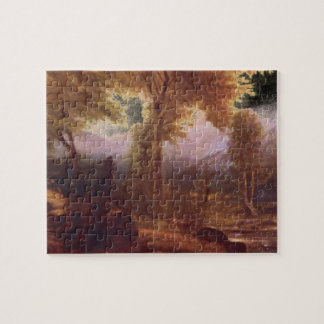 Woodland Stream'_Landscapes Puzzle