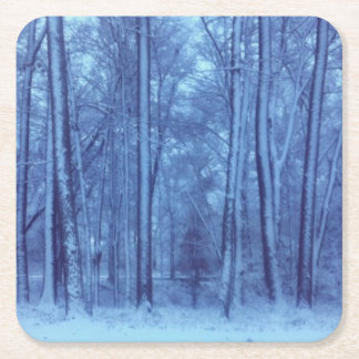 Woodland Winter Table Top Coasters