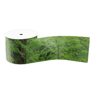 Woodlands Grosgrain Ribbon