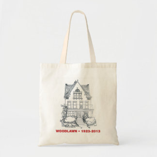 Woodlawn House Tote bag