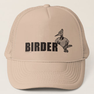 Woodpecker Bird Watching Trucker Hat