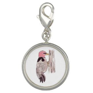 Woodpecker Charm