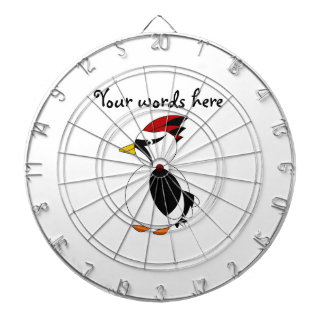 Woodpecker Dartboard