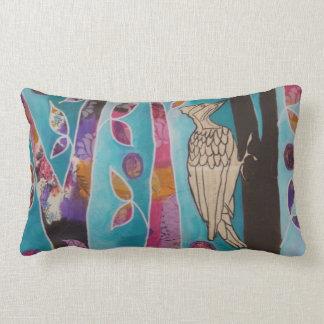 Woodpecker Music Cushion