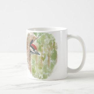 Woodpecker Nest Mug