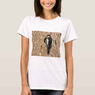 woodpecker on his tree T-Shirt