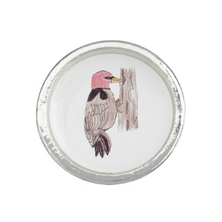 Woodpecker Ring
