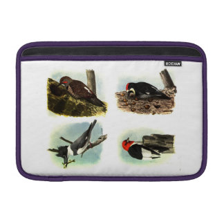 "Woodpeckers 11"" MacBook Air Sleeve"