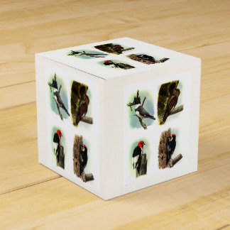 Woodpeckers Classic 2x2 Favor Box