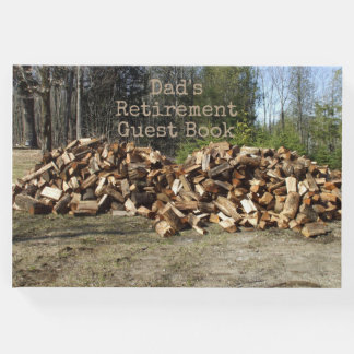 Woodpile Guest Book