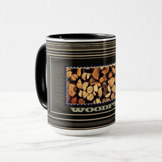 Woodpile Mug
