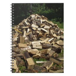 Woodpile Notebook