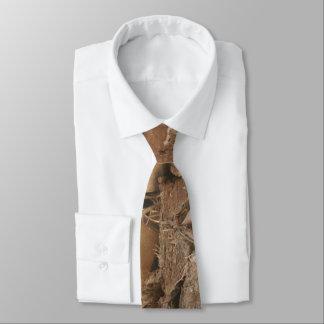 Woodpile Tie
