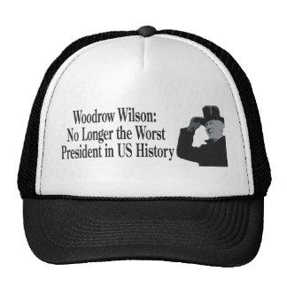 Woodrow Wilson no longer the worst president in US Trucker Hat
