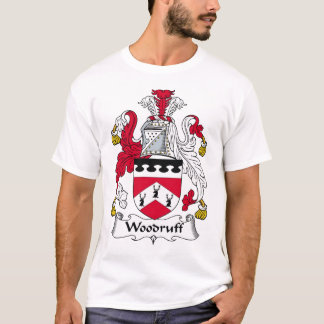 Woodruff Family Crest T-Shirt