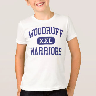 Woodruff - Warriors - High - Peoria Illinois T-Shirt