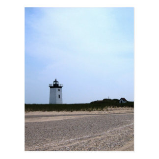 Woods End Lighthouse - Provincetown, MA Postcard