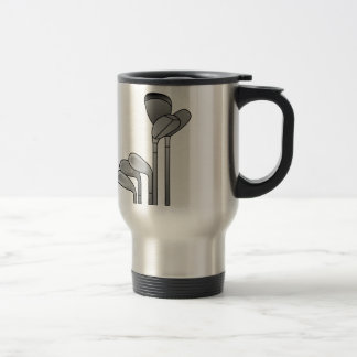 Woods & Irons Travel Mug