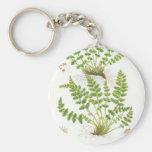 Woodsia Fern Key Chain