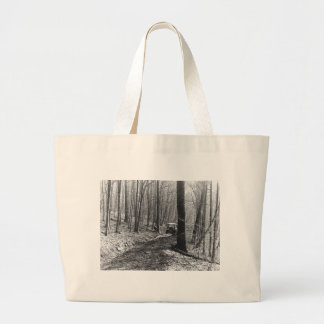 Woodsman Large Tote Bag