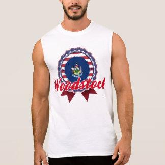 Woodstock, JE T-shirt Sans Manches