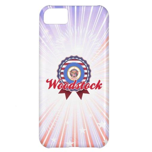 Woodstock, manganèse étui iPhone 5C