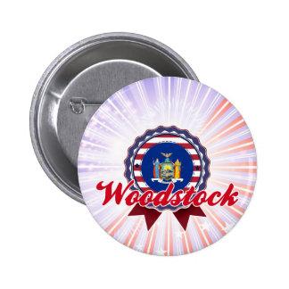 Woodstock NY Badge