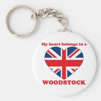 Woodstock Porte-clés