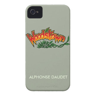 Wood'stown by Alphonse Daudet Case-Mate iPhone 4 Cases