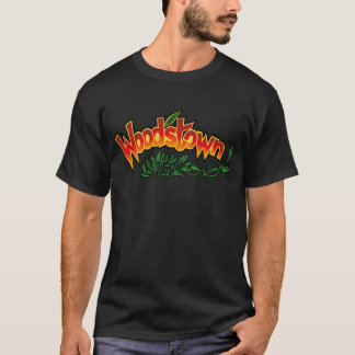 Wood'stown by Alphonse Daudet T-Shirt