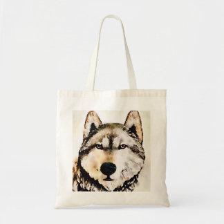 Woodsy Wolf Head