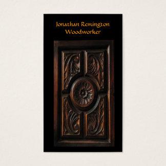 Woodworker Business Card