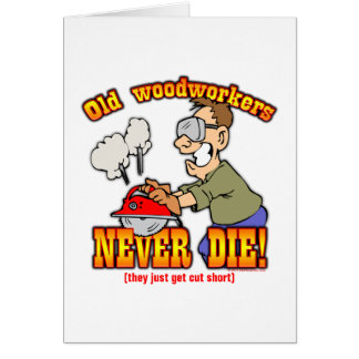 Woodworkers Card