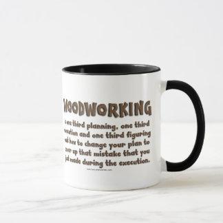 Woodworking Mug