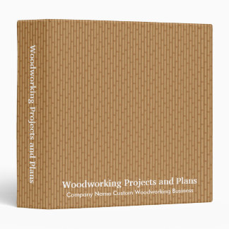 Woodworking Projects and Plans Bamboo Vinyl Binder